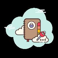 Passwortbuch icon