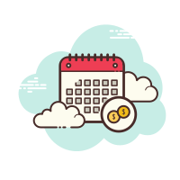 Financial Calendar icon