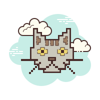 Pixel Cat icon