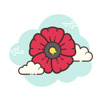 Poppy Flower icon