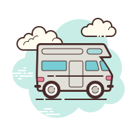 RV Campground icon