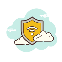 Security Wi-Fi icon