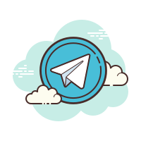 Telegram App icon