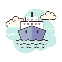 Water Transportation icon