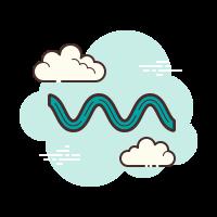 Wavy Line icon