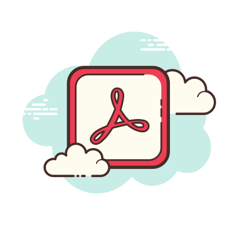 Adobe Acrobat Reader Icon Free Download Png And Vector