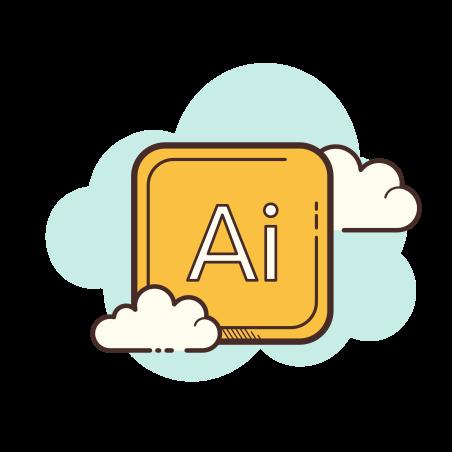 어도비 일러스트 레이터 icon