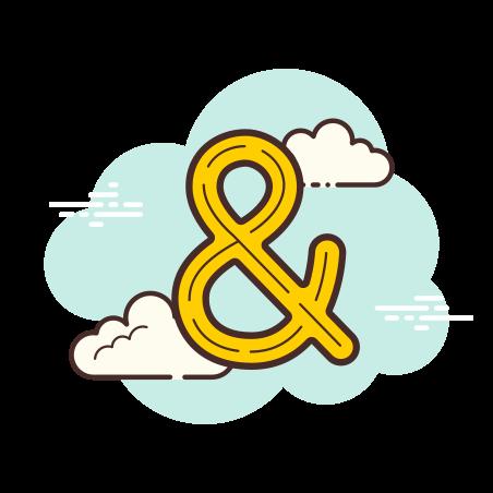 Ampersand icon