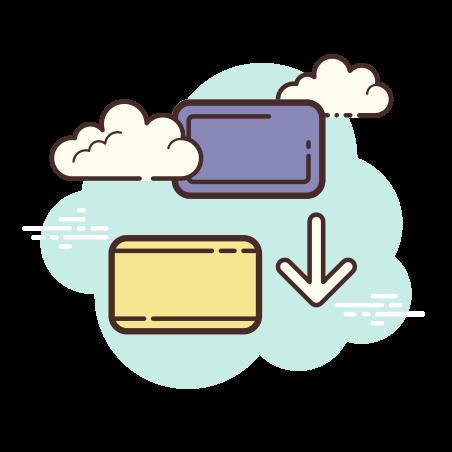 Append Clip icon