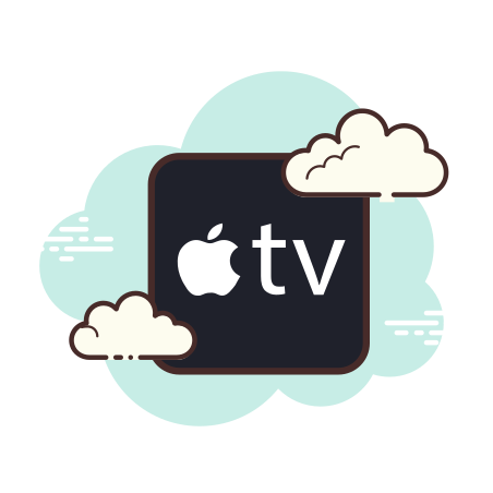 Apple TV icon