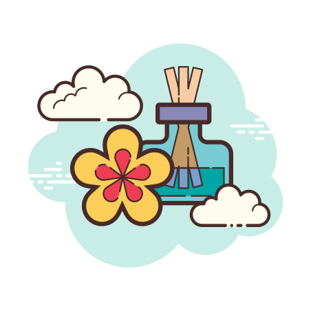 Aroma icon in Cloud