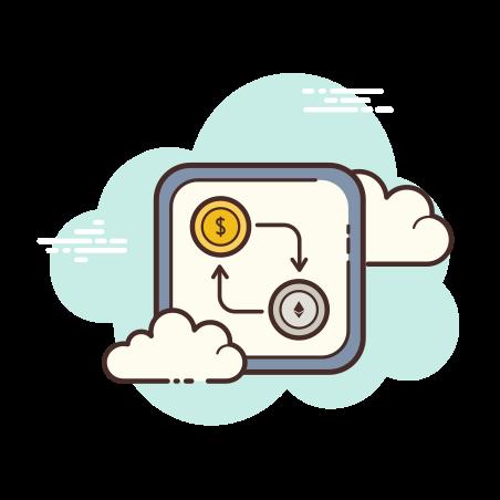 Dollar Ethereum Exchange icon