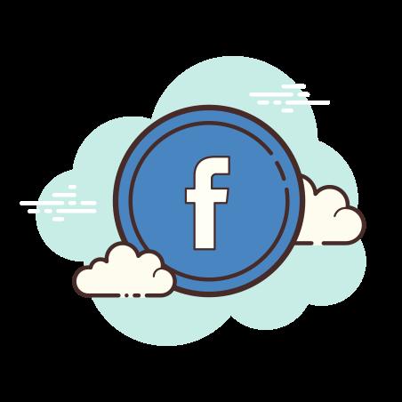 Facebook Cerchiato icon