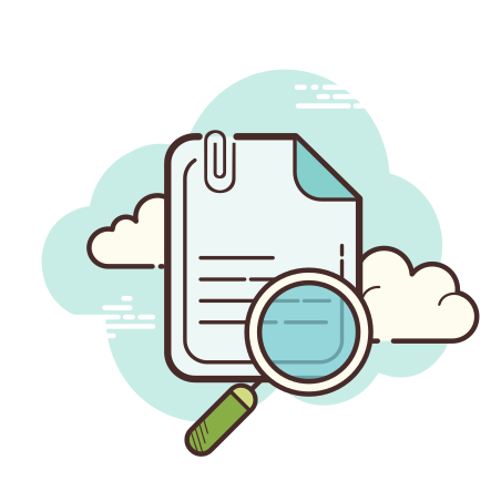 File icon in Cloud