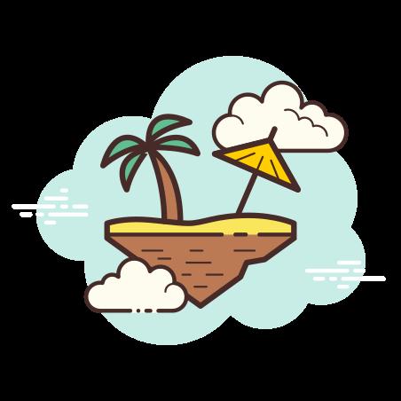Floating Island Beach icon