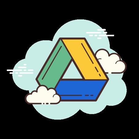 Google Drive icon in Cloud