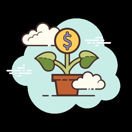 Growing Money icon
