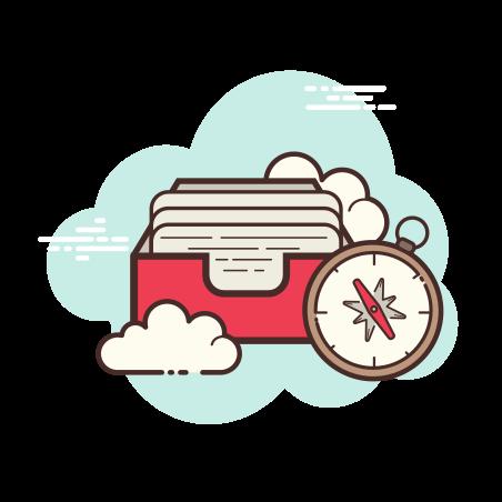 Почтовая навигация icon