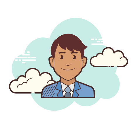 Manager icon in Cloud