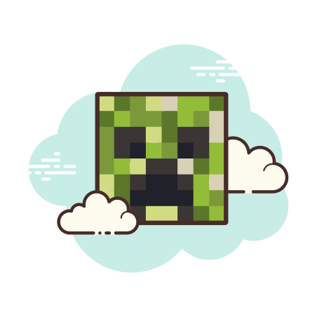 Minecraft Creeper icon