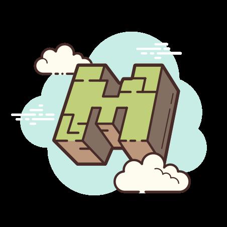 Minecraft Logo icon
