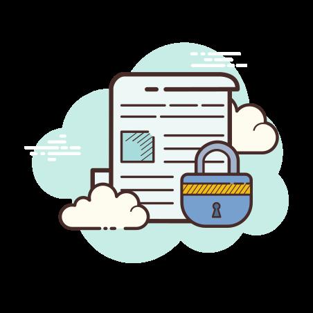 Security Document icon