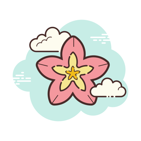 Spa Flower icon in Cloud