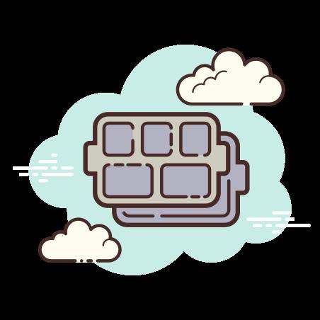 Trays icon