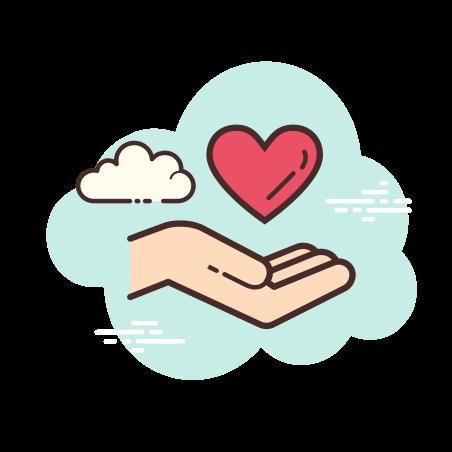 Trust icon in Cloud
