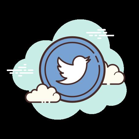 Twitter 서클 icon
