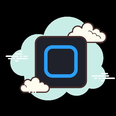 Widgetsmith icon in Cloud