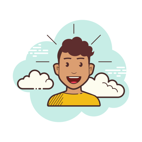 Winner icon in Cloud