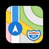 Apple Karte icon
