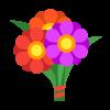 Bouquet de fleurs icon