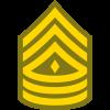 Pierwszy Sierżant 1SG icon