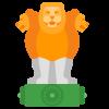 Emblème national de l'Inde icon