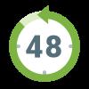Últimas 48 horas icon