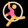 Gymnastique rythmique icon