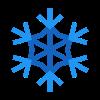 Płatek śniegu icon