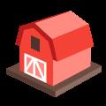 Farmhouse icon