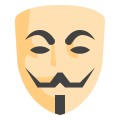 Anonymous Mask icon