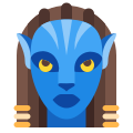 Blue Head icon