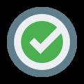 Zaznaczony przycisk radiowy icon
