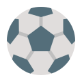 Soccer Ball Outline icon