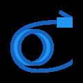 Netzwerkkabel icon