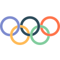 Koła Olimpijskie icon