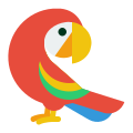 Papuga icon