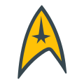 Symbol Star Trek icon