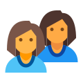 User Group Woman Woman icon