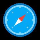 Safari Web Browser icon